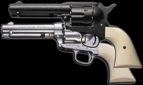 Револьвер для страйкбола Colt Peacemaker от Marushin
