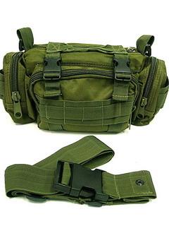 Обзор Molle Utility Waist Bag