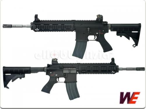 HK416 GBB от WE