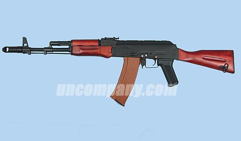 D-boys Kalash RK-06 Full Metal AK-74N страйкбольное оружие китай Dboys