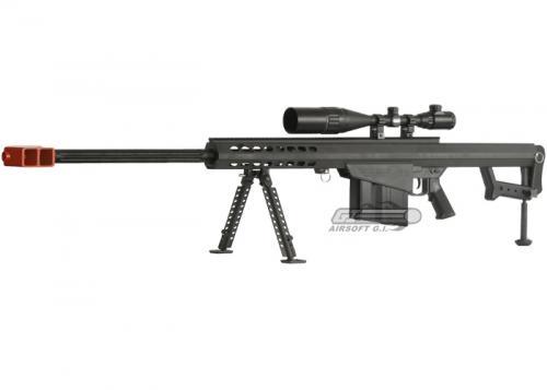 страйкбольная снайперская винтовка SOCOM Gear Barrett M82A1 v2