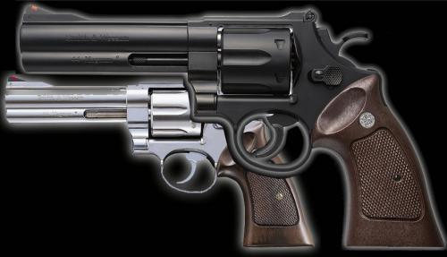Револьвер для страйкбола S&W M29 от Marushin