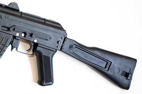 пластиковый приклад эйрсофт DIBOYS SLR-106 (Rk-12)