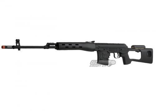 снайперская винтовка для страйкбола СВД от A&K
